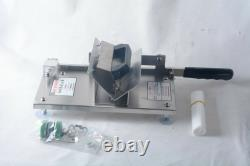 ST200 Manual Handle Stainless Steel Frozen Meat Slicer Beef Slicing Machine