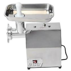 Stainless Steel Meat Grinder Mincer Grinding Machine for Household Commerci Home