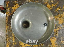 Stainless Steel Round Feed Pan for #12 Meat Grinders