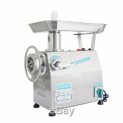 TK22 Stainless Steel Meat Grinder Commercial Grinding Machine 250kg/h production