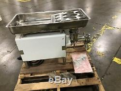 Thunderbird 5-HP Electric Stainless Steel Meat Grinder