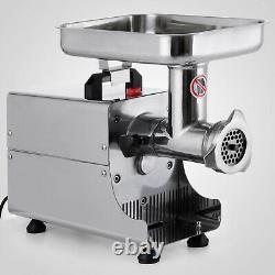 Vevor Commercial Meat Grinder Stainless Steel Electric Sausage Stuffer open box